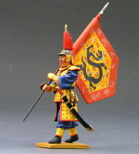 KING AND COUNTRY Marching Flagbearer PAINTED DIECAST METAL  IC014 IC14