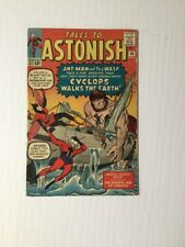 Tales To Astonish 46 4.0 Vg Very Good Silver Age