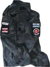 Tactical Dark Earth Green Mil-Sim Airsoft Outfit (Includes Pants) (no patches)