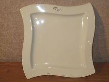 VILLEROY & BOCH *NEW* New Wave Plat Carré 34 x 34 cm Dish V&B