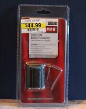 Craftsman 957938 3-Button Remote Control Garage Door Series 100 - New