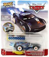 Pixar Cars JACKSON STORM Rocket Racing Diecast Car wBlast Wall XRS Xtreme Series