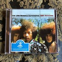 JIMI HENDRIX 2 x cd BBC SESSIONS remastered + large booklet