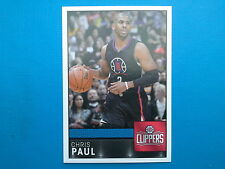 2016-17 Panini NBA Sticker Collection n.329 Chris Paul Los Angeles Clippers