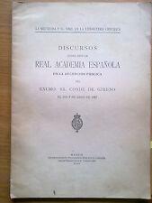LIBRO MEDICINA LA METAFORA Y EL SIMIL EN LA LITERATURA CIENTIFICA DISCURSOS 1927