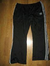 Mens Adidas trefoil athletic track pants sz Xl warm up basketball