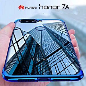 Cover For Huawei Honor 7A Case TPU Original Electroplating Ultra Slim