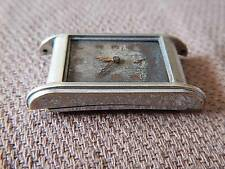Rare CYMA 335 Watch Movement & Case Vintage 1930 1940 Rectangular