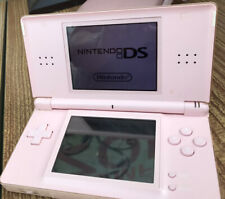 Nintendo DS Lite Pink With Case And Stylus