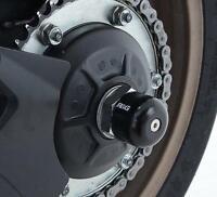 R&G BLACK SWINGARM PROTECTOR for HONDA VFR800X CROSSRUNNER, 2015 to 2018