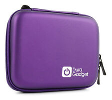 Purple Carry Case For Elgato Game Capture HD60 High Definition Game Recorder