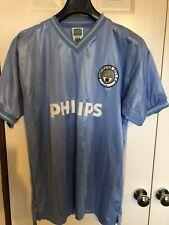 Manchester City Retro Shirt L