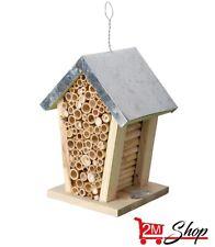 48 x 31 x 10 cm In legno hotel insetto XL ca