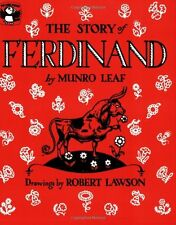 The Story of Ferdinand (Puffin Storytime) by Munro Leaf