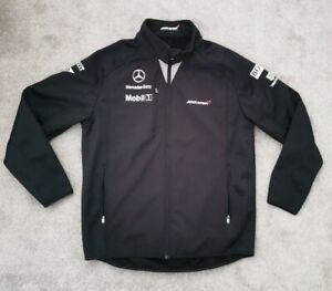 F1 Mclaren Mercedes Shell Jacket