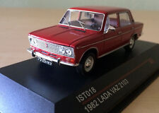 1:43 Lada VAZ 2103 1982 Red (NIB) IST Models IST018 - photo etched parts