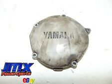 2003 Yamaha YZ125, YZ 125, Ignition Cover, Used, Stock, Parts, Look, Cover, JMX