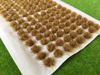 S-P Yellow-Brown Tufts - Scenery Model Autumn Warhammer Gamers Static Grass