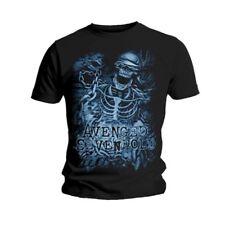 Bravado Avenged Sevenfold - Chained Men's T-shirt Black Large - Skeleton Tshirt