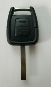 Holden Astra TS2 transponder key complete HU100 RK203 ID40 2004 - 2005