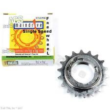"ACS Maindrive 1/8"" Freewheel BMX Single Speed Bike Chrome CroMo 16T, 17T or 18T"