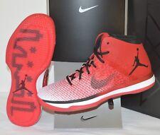 New Nike Air Jordan XXX1 XXXI 31 Chicago Varsity Red/Black/White 11.5 Lot DS