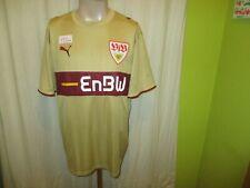 """VfB Stuttgart Puma Ausweich Deutscher Meister Trikot 2006/07 """"EnBW"""" Gr.XL"""