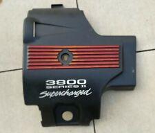 Gm 3800 Series Ii Supercharger V 6 38 Pontiac Buick Chevrolet Engine Cover Oem