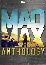 Mad Max Anthology, George Miller - 5 DVD 4 Film Sigillato Cofanetto Slim 2017