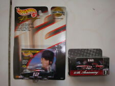 (2)Hot Wheels/Team Caliber { #12 Mobile 1 - '99 Ford Taurus } Limited Edition
