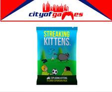 Exploding Kittens Streaking Kittens Expansion Card Game Brand New