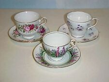 Duchess,Queen Anne,Adderleys Fine English Bone China  Cup and Saucer Sets