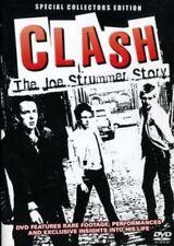 New! The Clash: The Joe Strummer Story on DVD Punk Rock Documentary Music