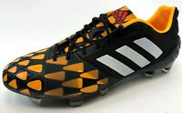 NEW Adidas Mens UEFA Champion Nitrocharge 1.0 FG Black Soccer Football Cleat 7.5