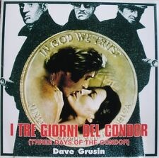 Three Days Of The Condor - Original Score - Limited Edition - Dave Grusin