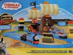 Thomas & Friends Hidden Treasure Adventure - Mega Bloks - 2-5 Years! - CNJ14
