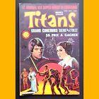 Marvel Présente TITANS N° 81 Lug 1985