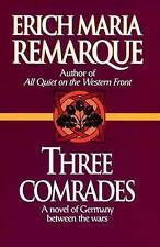 Three Comrades by Erich Maria Remarque (Paperback, 1998)