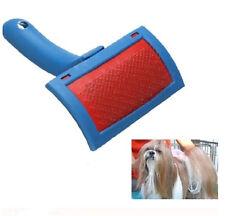 FD982 Pet Dog Cat Hair Flea Shedding Groom Pin Brush Slicker Comb Tool ~1pc~ :)