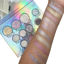 11 Colors Cosmetics Shimmer Glitter Eyeshadow Unicorn Glow Eye Shadow Palette
