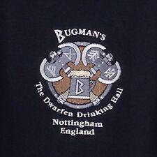 Bugman's The Dwarfen Drinking Hall Nottingham England Hoodie Josef Warhammer