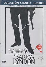 DVD - Barry Lyndon NEW De Stanley Kubrick FAST SHIPPING !