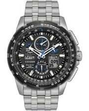 Citizen Eco-Drive JY8068-56E Men's LIMITED EDITION Skyhawk AT Titanium Watch