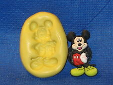 Mouse Silicone Push Mold #545 Cake Fondant Gum Paste Jello Candy Chocolate