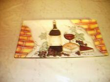 Lorren Home Trends -The Villago Collection- Rectangular Platter