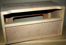 rawcabs Laney Pro Tube 30 style empty custom pine head cabinet project