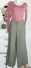 NOA NOA HOSE pants Cotton Canvas XXL 44 farm Baumwolle grau braun trousers