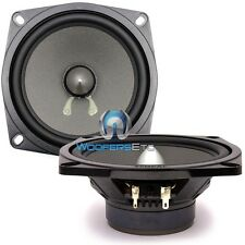 """2  MIDWOOFERS FOCAL 6.75"""" POLYGLASS MIDRANGES SPEAKERS FROM 170V REPLACEMENT NEW"""