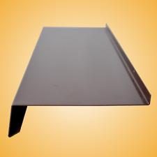 Appui de Fenêtre Aluminium Braun Ral 8017; Tous Rapports; Aluminium Tôle 1,2mm