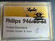 Ersatz Saphir-Nadel   Philips 946/SS63